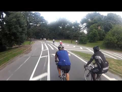 Prospect Park Thursday Morning Ride