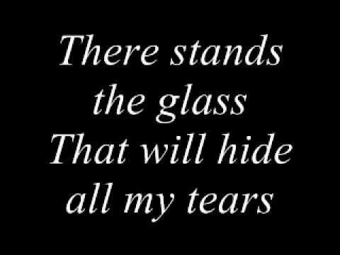 Webb Pierce 'There Stands The Glass' Karaoke