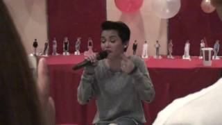 Through the Fire - KZ Tandingan during 4th Anniv Party as X-Factor