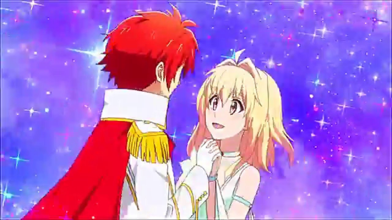 Anime Characters You Fall In Love With : I cant help falling in love with you idolish youtube