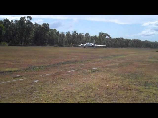 Andrews plane in Helensvale.MP4
