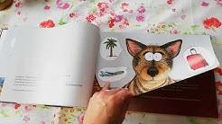 Originelles Kinderbuch Hundebuch, Waldo und Schnövenichvanschnöv