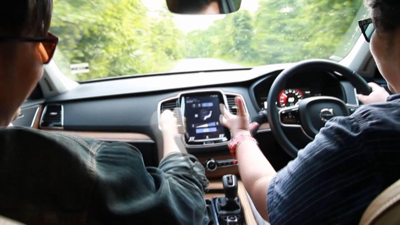 [Video Test] 2016 Volvo XC90 D5 เอสยูวี 7 ที่นั่ง หัวใจดีเซล เปี่ยมลูกเล่น ในราคาน่าคบหา