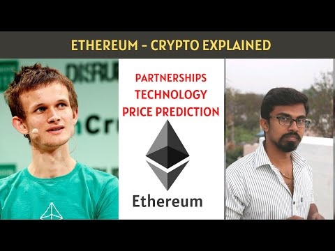 Ethereum - Crypto Explained   Price Prediction   Tamil   DinuUd