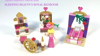 Lego Disney Princess 41060 Sleeping Beauty's Royal Bedroom New 2015