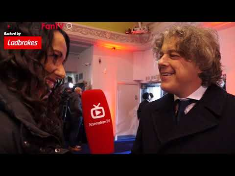 I Cried My Eyes Out When Arsenal Won! | Comedian Alan Davies | 89 Film Premier