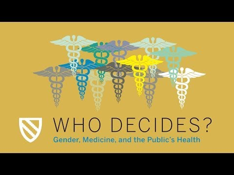 Who Decides?: Defining Health    Radcliffe Institute