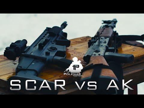 SCAR vs AK