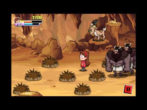 Playing Gravity Falls - Rumbles Revenge (1/3)