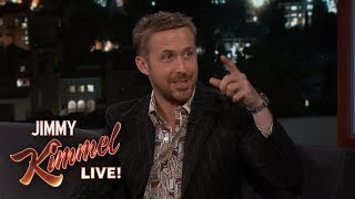 Ryan Gosling Thought He Had Brain Damage