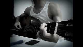 Giá như chưa từng quen HKT-guitar cover.avi