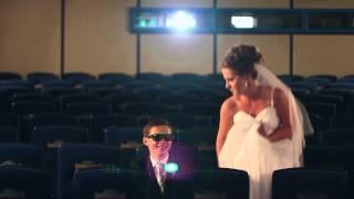 Свадебный клип Антон и Юля