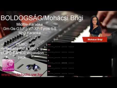 Boldogság / Mohácsi Brigi Karaoke
