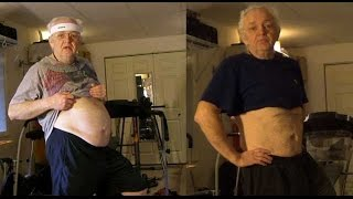 Как изменился мой живот за 9 месяцев тренировок и диеты