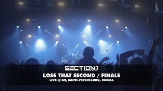 Section 1 and DJ One Of The Best - Lose That Second / Finale [Live @ A2, 29.03.2015]