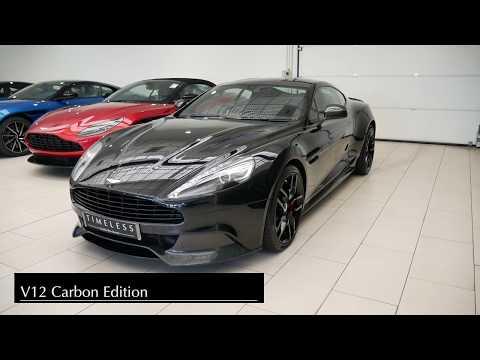Aston Martin Edinburgh Vanquish S