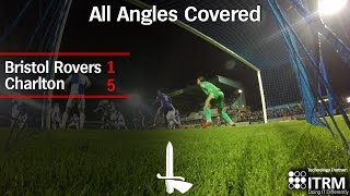ALL ANGLES COVERED | Charlton hit five at Bristol Rovers