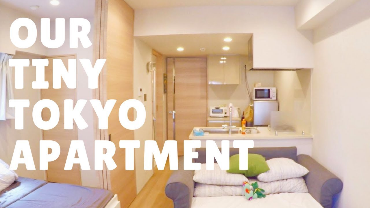 Our Tiny Tokyo Apartment