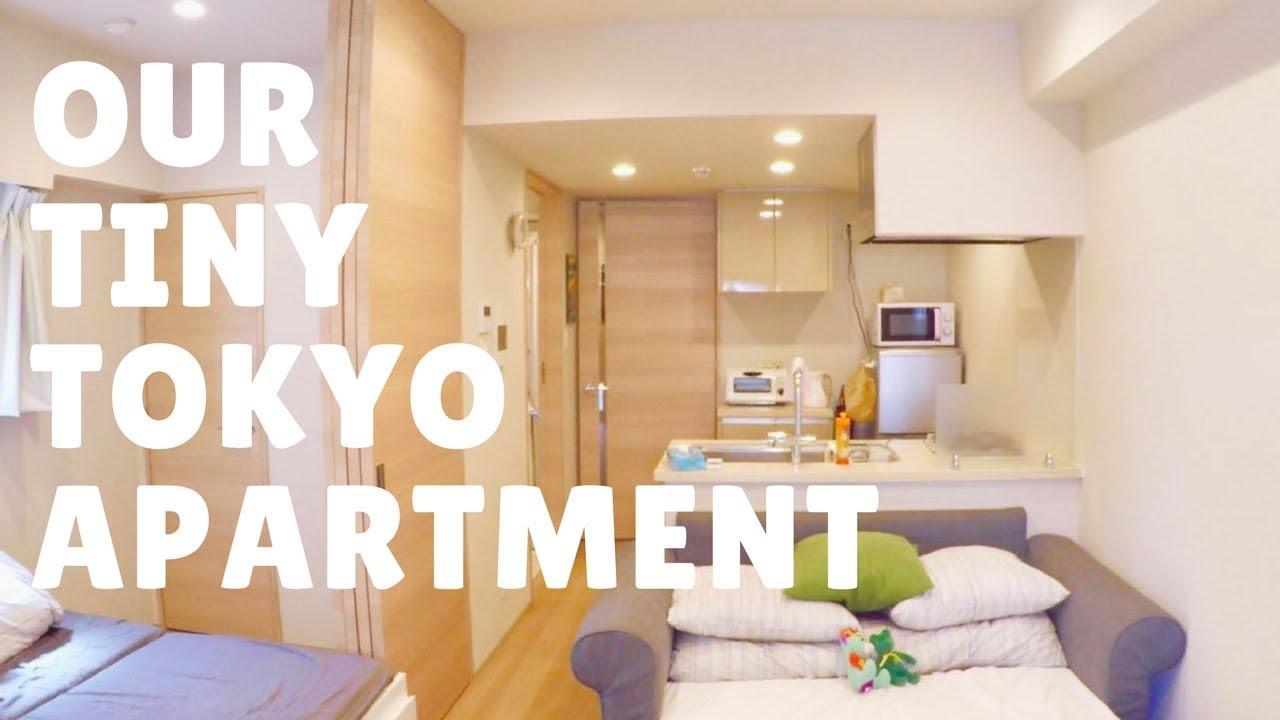 Our Tiny Tokyo Apartment