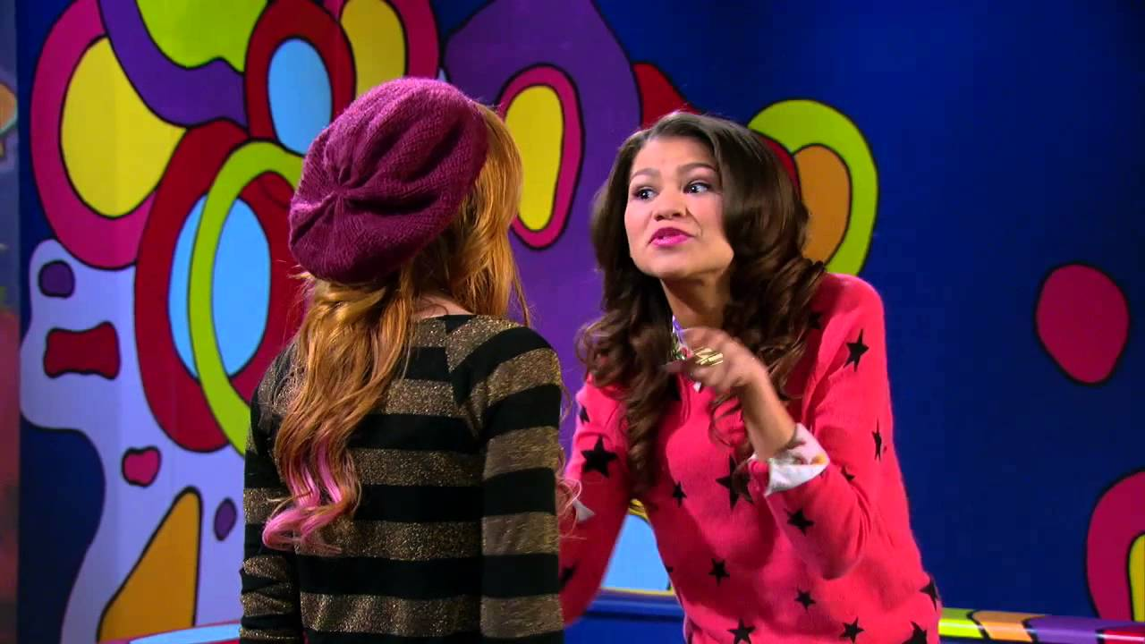 opposites attract it up clip shake it up disney channel