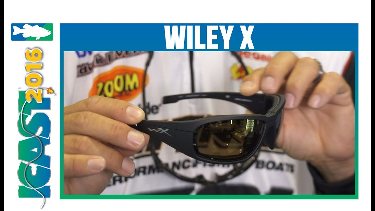 66e44b7d70 Wiley X Boss Sunglasses with Edwin Evers