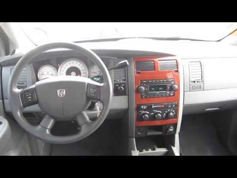 2006 Dodge Durango, Black - STOCK# 12750P - Interior
