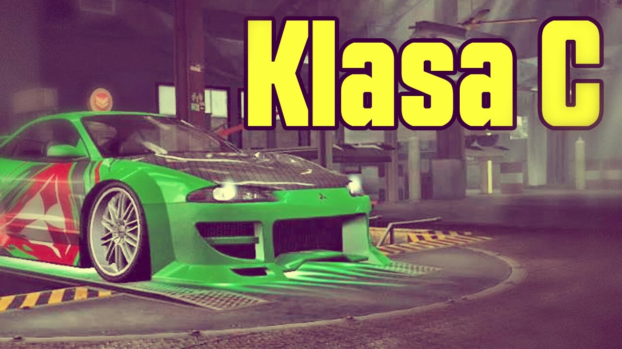 Moja Klasa C | Need For Speed World