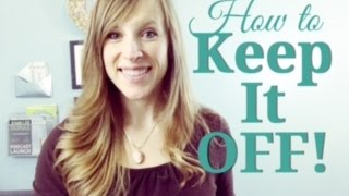 How to Keep the Weight Off After Juice Fasting