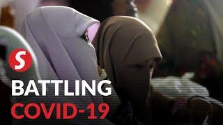 Muslim women wearing purdah must also wear face masks, says Health DG