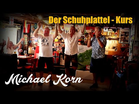 "DER SCHUHPLATTELKURS  -  Ausschnitt aus dem Liveprogramm MICHAEL KORN ""...so wia i bin !"""