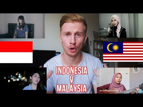ALAN WALKER - ON MY WAY (PUBG) INDONESIA V MALAYSIA // WHO SANG IT BETTER?