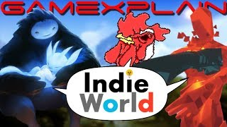Indie World REACTIONS - Ori on Switch! + SUPERHOT, New Shin'en Game, & More