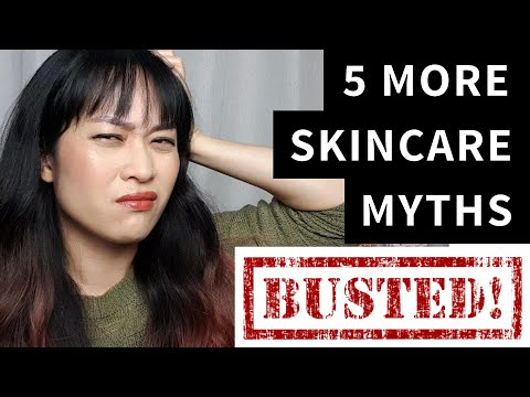 More Huge Skincare Myths And What To Do Instead   Lab Muffin Beauty Science