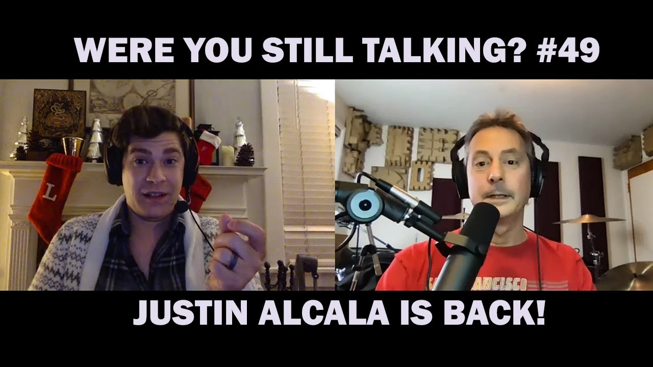 "Catch My Return on the ""Were You Still Talking?"" Podcast"