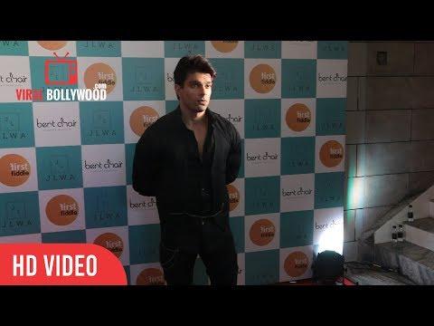 Karan Singh Grover At JLWA Mumbai 2017 Red Carpet  Viralbollywood
