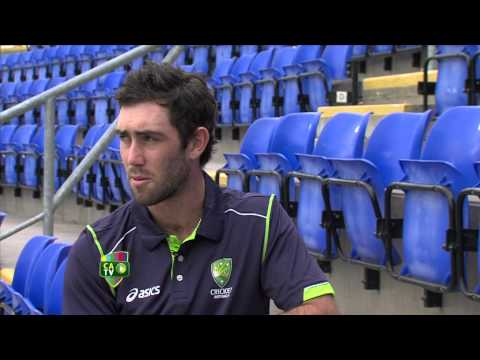 Glenn Maxwell interview - May 30th
