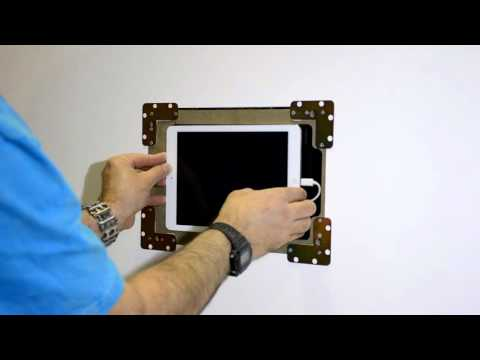 Step By Step Diy Wall Mounted Ipad Controller Doovi