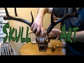 Turn Your Trophy Skull Into Art