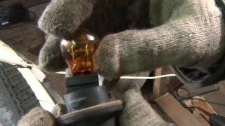 Замена лампы поворотника Dodge - Caravan