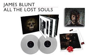 Jame Blunt - 'All The Lost Souls' Book Edition Vinyl