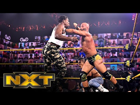 Kushida vs. Tommaso Ciampa vs. Velveteen Dream – Triple Threat Match: WWE NXT, Oct. 21, 2020