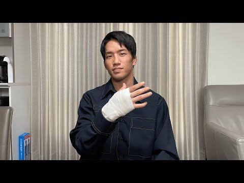 拳の怪我と大晦日のRIZINについて