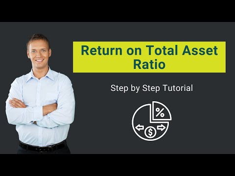 Return On Total Asset Ratio (Formula, Examples) | Calculation
