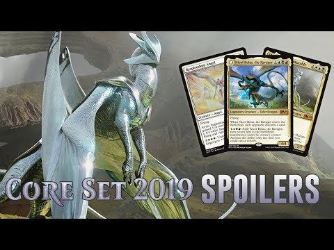 Daily Core Set 2019 Spoilers — Catch Up | Mythics