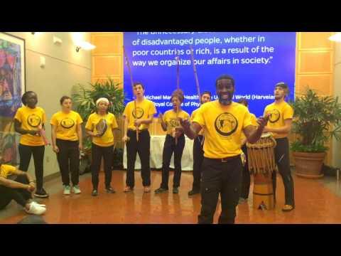Capoeira Angola Martial Arts at JHSPH