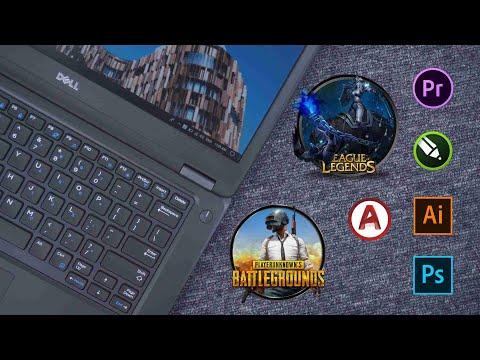 Chiếc laptop từ 6 Triệu Giải Trí - Gaming - Đồ Họa tối ưu nhất năm 2020