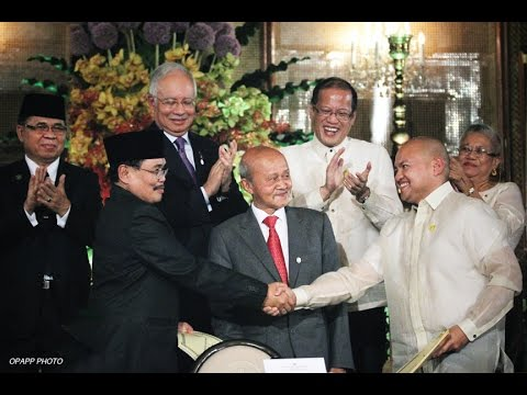 Framework Agreement on the Bangsamoro between Government of the Philippines and the MILF Oct 2012