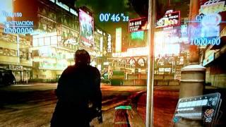 Resident Evil 6 (Bug Mercenarios) - Mapa: Caos Urbano