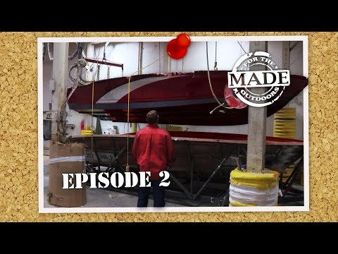 "Made for the Outdoors (2016) EPISODE 2: ""Lund Fiberglass Boats"""