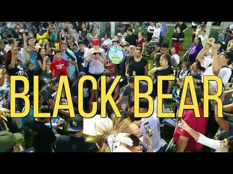 BLACK BEAR @ SHAKOPEE POW WOW 2018